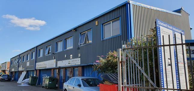 Thumbnail Industrial for sale in Units B1, B2, B3, B6, & B8, Chadwell Heath Industrial Park, Kemp Road, Dagenham, Essex
