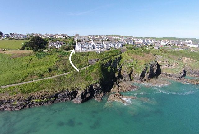 Thumbnail Property for sale in Bosun's Locker, Flat 6, Seapoint, 19 The Terrace, Port Isaac