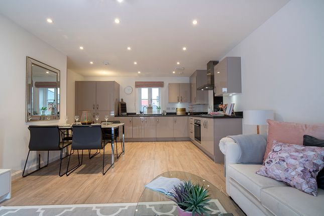 """2 bedroom property for sale in """"The Stamford"""" at Priory Fields, Wookey Hole Road, Wells, Somerset, Wells"""