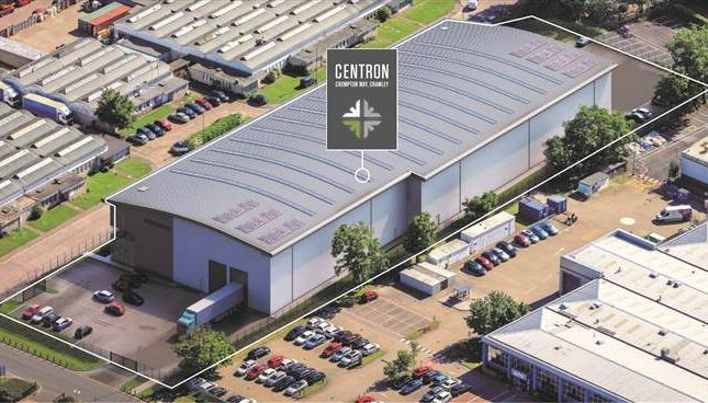 Thumbnail Warehouse to let in Centron, 2-14 Crompton Way, Crawley, West Sussex
