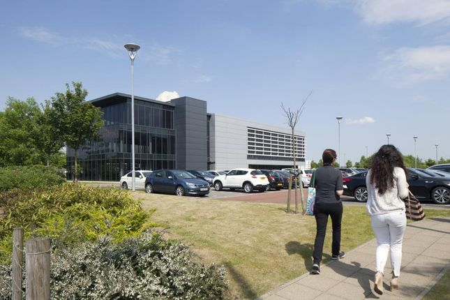 Office to let in Titanium 3, Braehead Business Park, Kings Inch Road, Braehead.