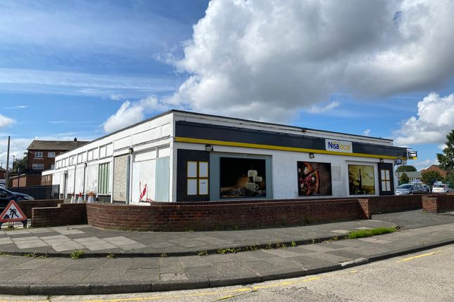 Thumbnail Retail premises for sale in Wansbeck Road, Newcastle Upon Tyne