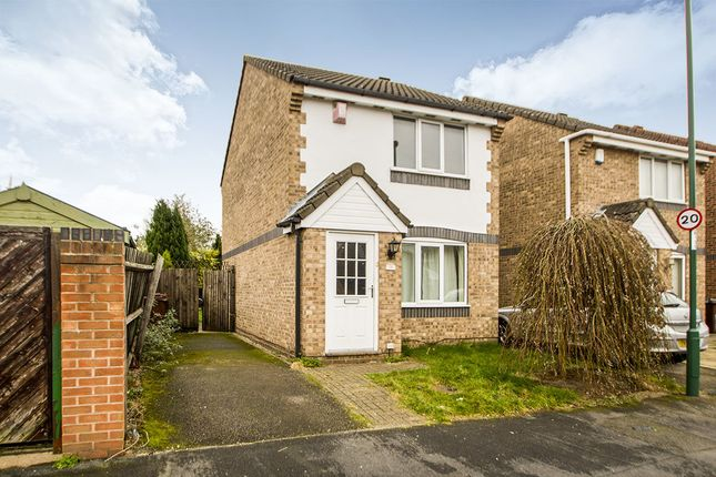 Thumbnail Detached house for sale in Ryder Street, Basford, Nottingham