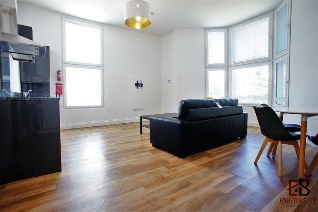 Thumbnail Flat to rent in Flat A, Queens Road, Jesmond