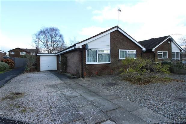 Thumbnail Bungalow to rent in New Acres, Carnforth