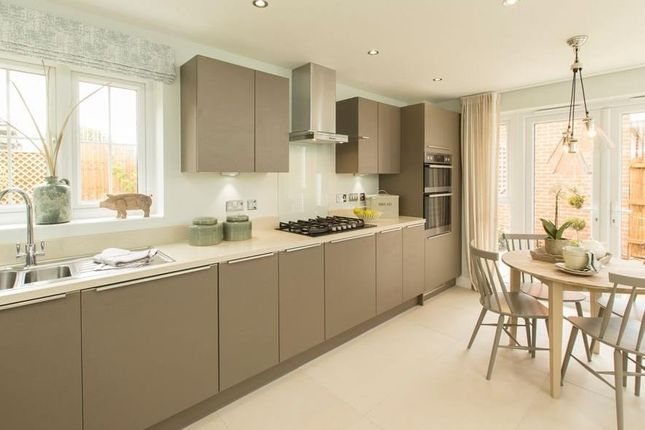 """Thumbnail Detached house for sale in """"Alnwick"""" at Acacia Way, Edwalton, Nottingham"""