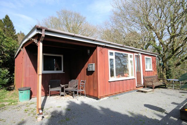 Thumbnail Lodge for sale in Plas Panteidal, Aberdovey, Gwynedd
