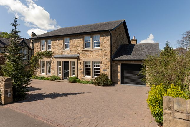 Thumbnail Detached house for sale in The Wynding, Aydon Road, Corbridge, Northumberland