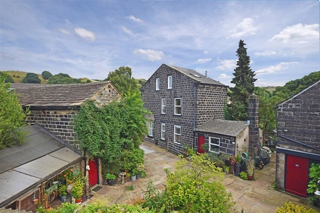 Thumbnail Detached house for sale in Rochdale Road, Walsden, Todmorden