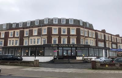 Thumbnail Commercial property for sale in New South Promenade, Blackpool