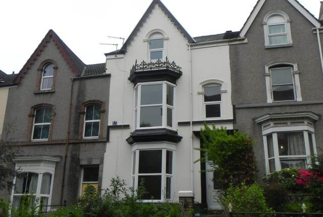 Thumbnail Property to rent in Bryn Y Mor Crescent, Brynmill, Swansea
