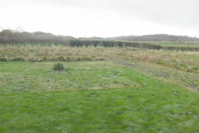 Thumbnail Property for sale in Building Land At, Caerhowel, Montgomery, Powys