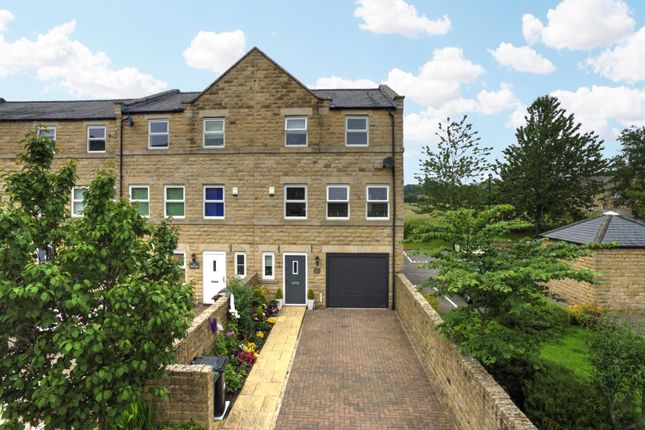 Thumbnail Town house for sale in Mill Fold, Addingham, Ilkley