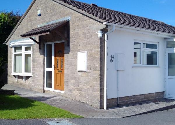 Thumbnail Bungalow to rent in Welton Grove, Midsomer Norton