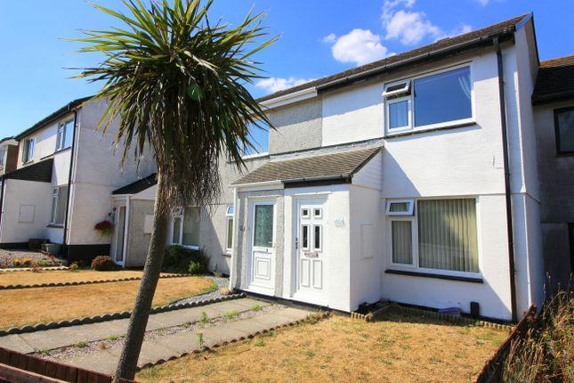 Thumbnail Terraced house for sale in Broad Walk, Saltash