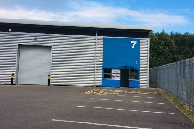 Thumbnail Industrial for sale in De Havilland Way, Witney