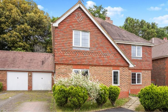 The Property of Burrow Hill Place, Bishopstoke Eastleigh SO50