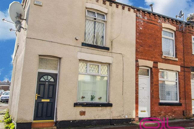 Thumbnail End terrace house for sale in Dougill Street, Bolton