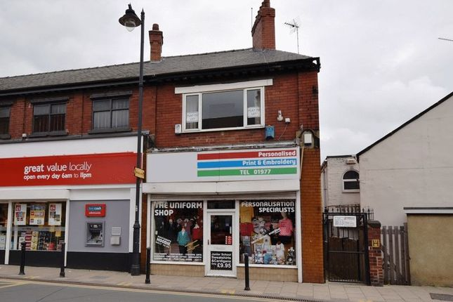 Thumbnail Flat to rent in Barnsley Road, South Elmsall, Pontefract