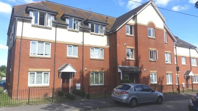 Thumbnail Flat for sale in Witham Court, Westloats Lane, Bognor Regis, West Sussex