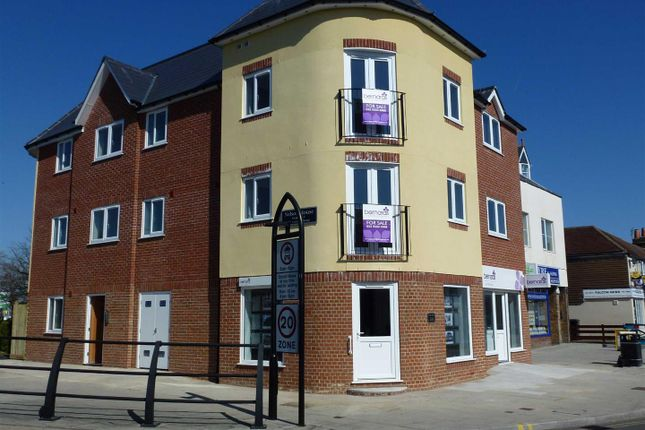 Thumbnail Flat to rent in London Road, Waterlooville