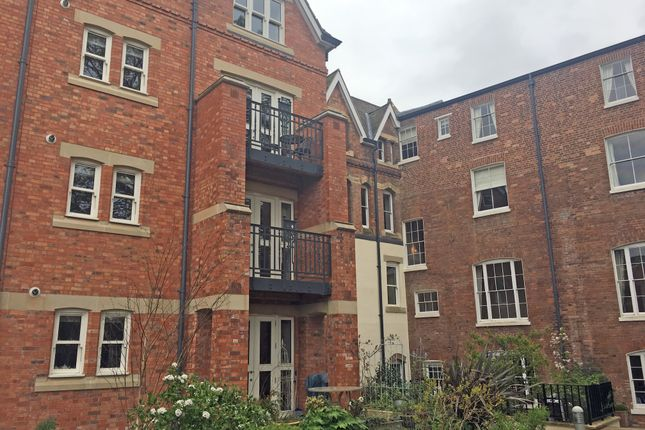 Thumbnail Flat for sale in 4 Newbold Court, Audley Binswood Avenue, Leamington Spa