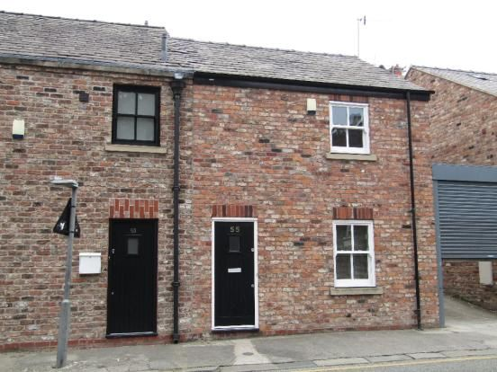Thumbnail Terraced house to rent in Roscoe Street, Liverpool