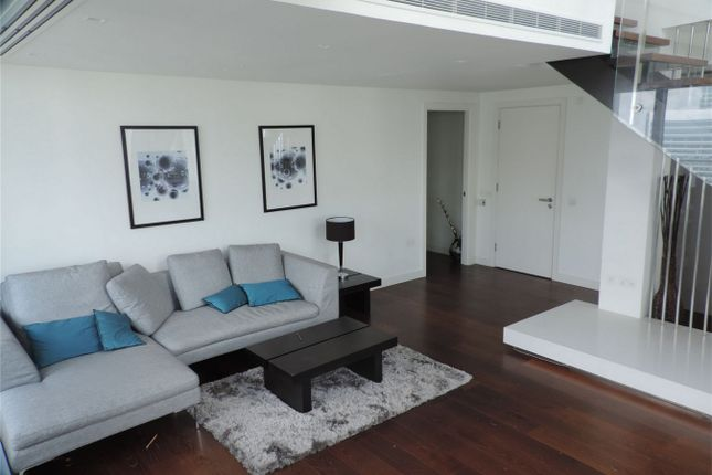 Thumbnail Flat to rent in Pan Peninsula, 1 Pan Peninsula Square, London