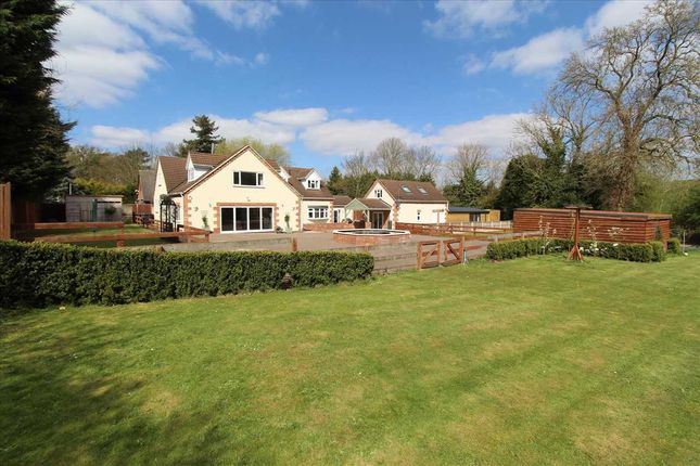 Thumbnail Detached house for sale in Woodholme, Melton Road, Stanton On The Wolds, Nottingham