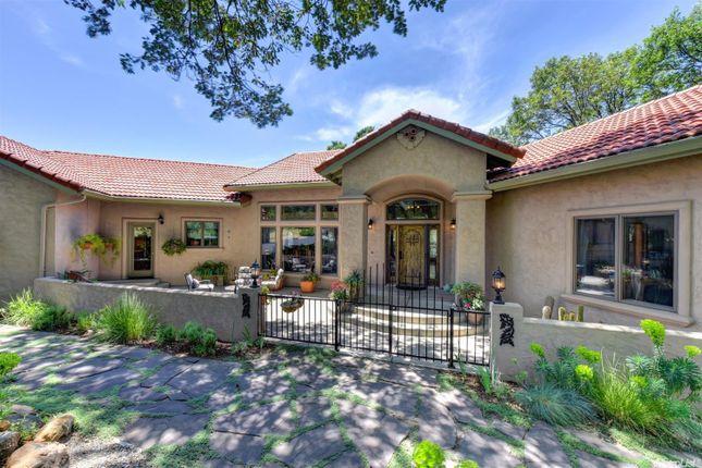 Thumbnail Property for sale in 2180 Vita Grande Court, Camino, Ca, 95709
