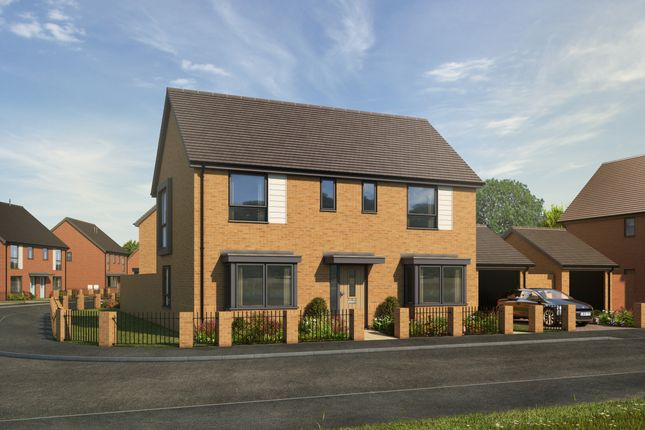 Thumbnail Detached house for sale in Meadway, Stetchford