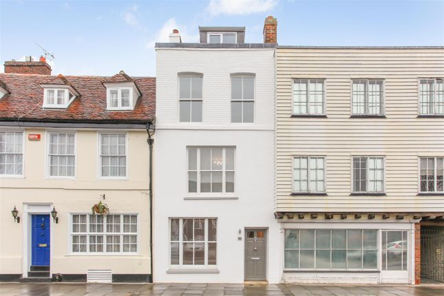 Thumbnail Terraced house for sale in North Lane, Canterbury