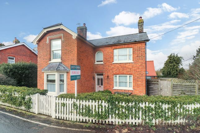 Thumbnail Detached house for sale in George Street, Hadleigh, Ipswich, Suffolk