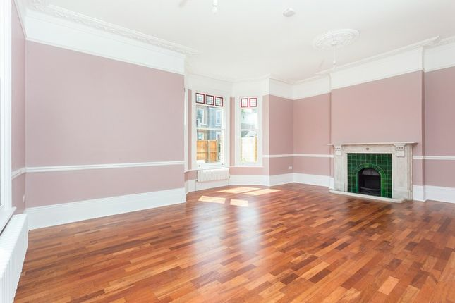 Thumbnail End terrace house for sale in Alderbrook Road, London