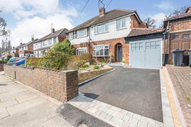 Thumbnail Semi-detached house for sale in Westridge Road, Moseley, Birmingham