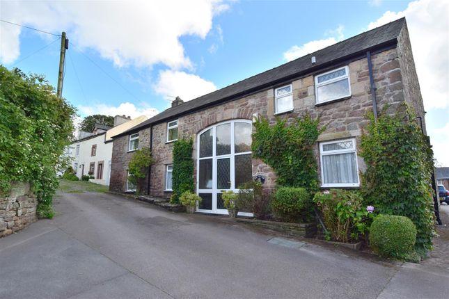 Thumbnail Detached house for sale in Aldcliffe Mews, Aldcliffe, Lancaster