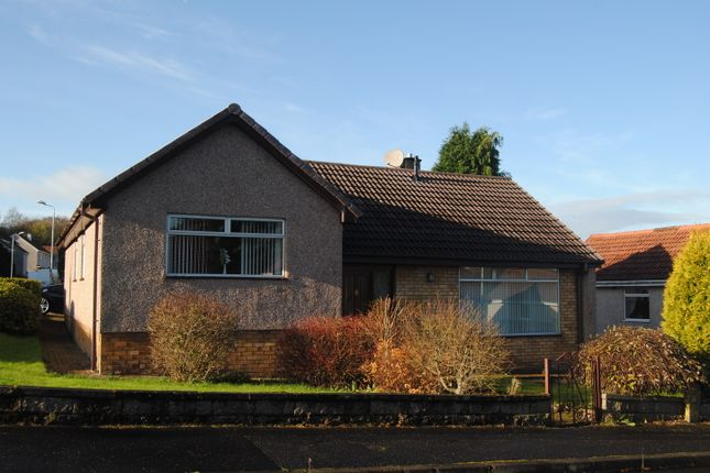 Thumbnail Bungalow for sale in Hillfoot Avenue, Wishaw