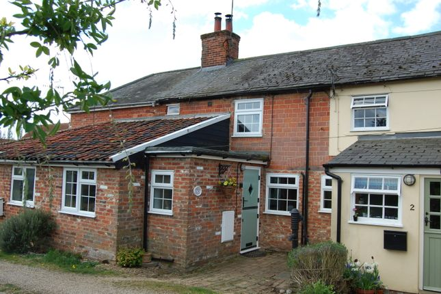Thumbnail Cottage for sale in High Street, Ufford, Woodbridge