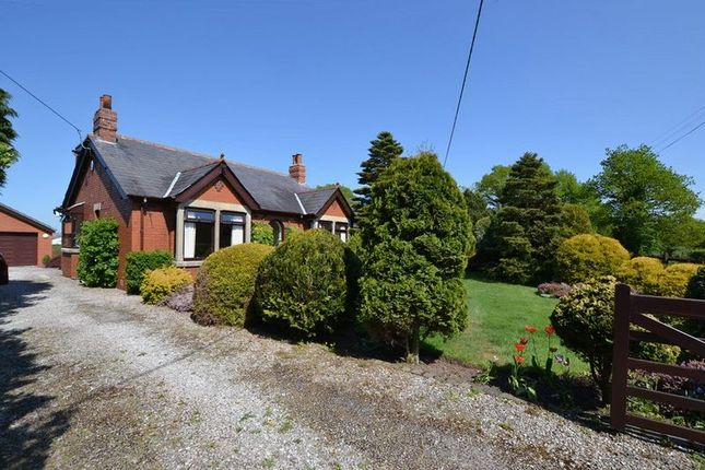 Thumbnail Detached bungalow for sale in Hawkshead, Bentley Lane, Heskin