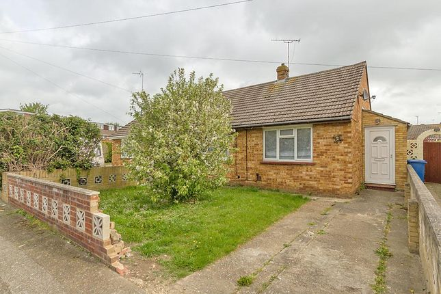 Thumbnail Semi-detached bungalow to rent in Roberts Close, Sittingbourne