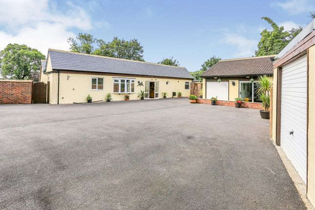 Thumbnail Bungalow for sale in Doncaster Road, Owston, Doncaster