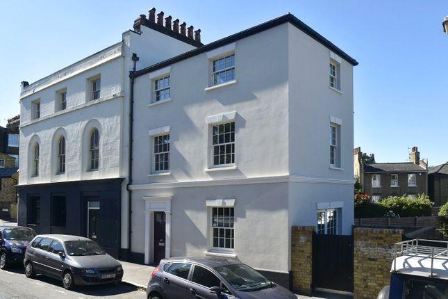 Thumbnail End terrace house for sale in Devonshire Drive, London