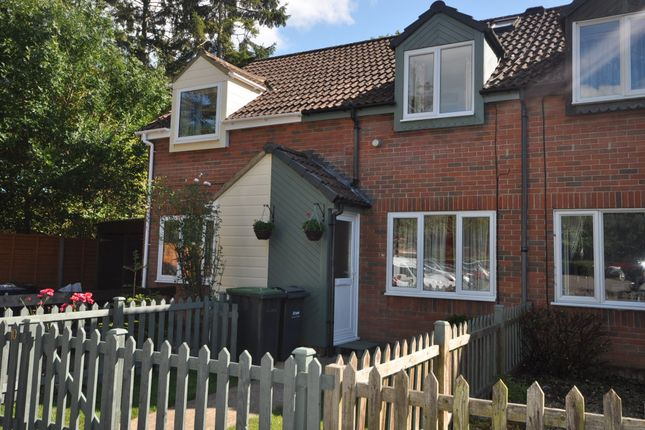 Thumbnail Terraced house to rent in Sweetbriar Gardens, Waterlooville