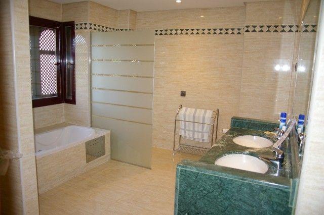 Bathroom of Spain, Málaga, Marbella, La Mairena
