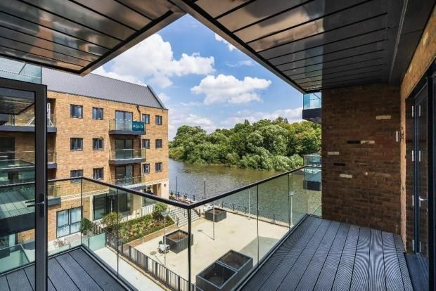 Thumbnail Flat for sale in White Lion Court, 5 Swan Street, Old Isleworth