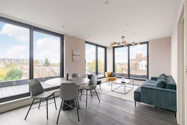 Thumbnail Flat for sale in Larden Hall, Essex Park Mews, London
