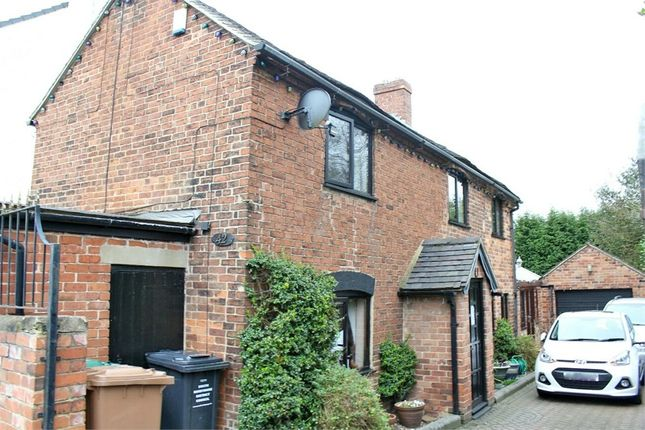 Thumbnail Detached house for sale in Bretby Road, Newhall, Swadlincote, Derbyshire