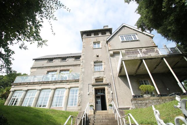 Thumbnail Flat for sale in Crescent Road, Ivybridge