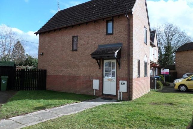 Thumbnail Terraced house to rent in Weaver Drive, Rugby, Warwickshire