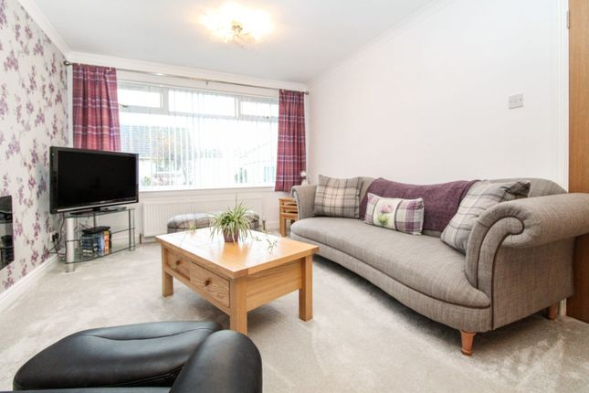 Thumbnail Detached bungalow for sale in Birch Avenue, Westhill